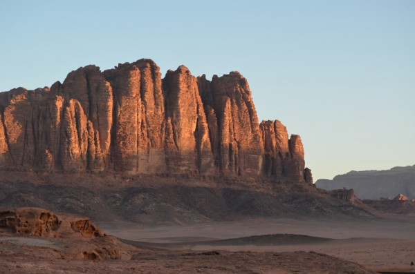 picture of Wadi Rum